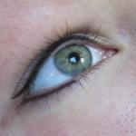 перманентный макияж. Глаза
